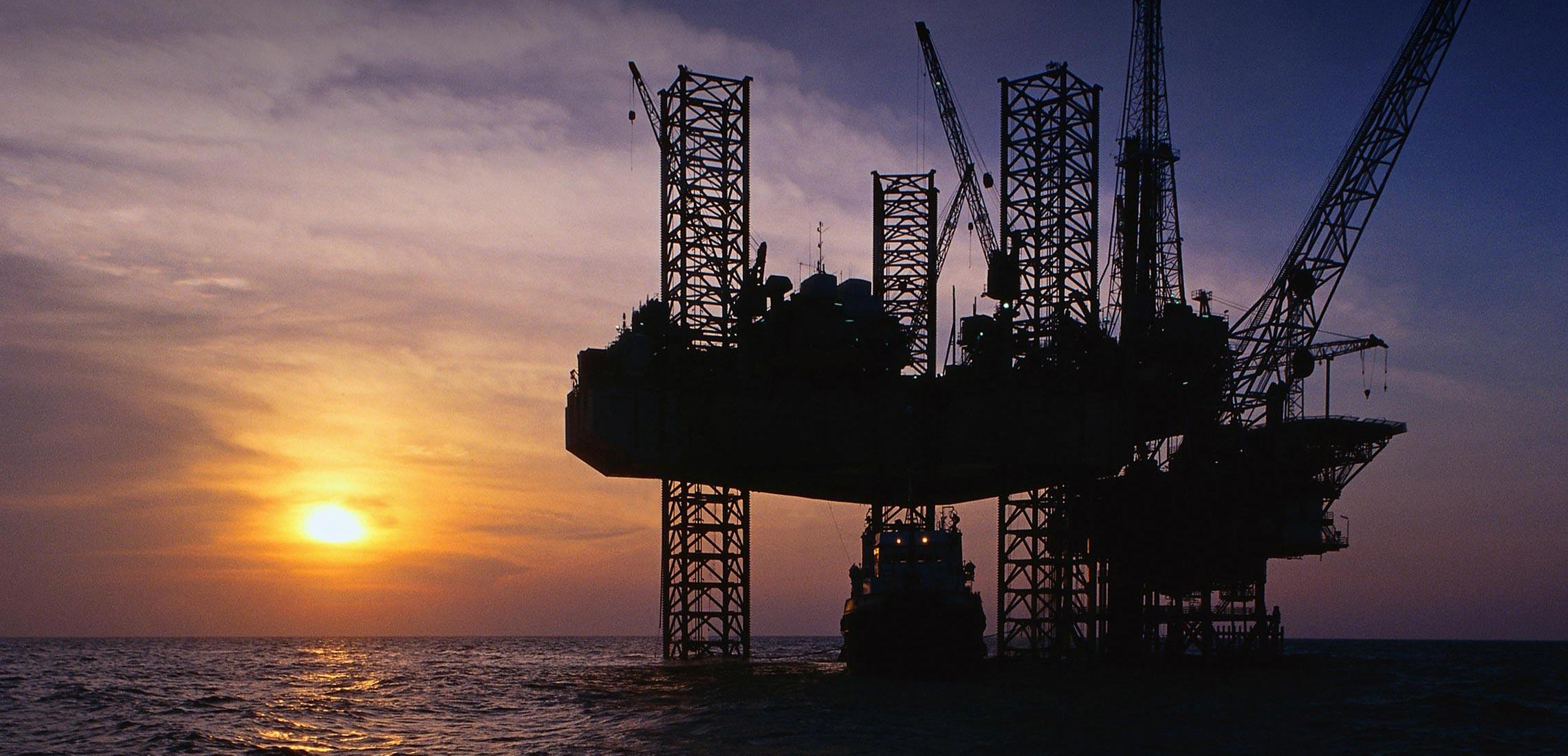 Providing support for the offshore oil industry, marine safety and charting organisations